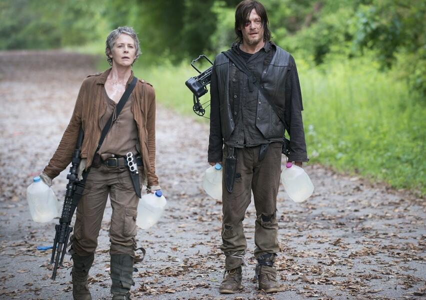 The Walking Dead 5 Staffel Stream