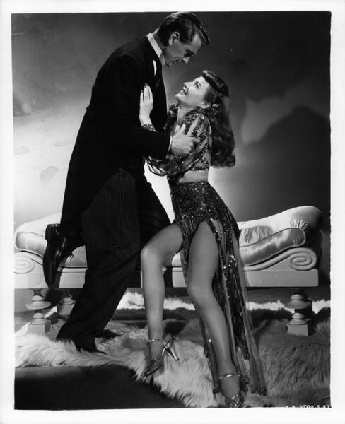 Die merkwürdige Zähmung der Gangsterbraut Sugarpuss mit Gary Cooper und Barbara Stanwyck