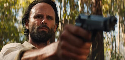 Walton Goggins in Tomb Raider