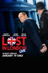 Lost in London - Poster