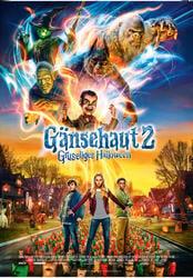 Gänsehaut 2: Gruseliges Halloween Poster