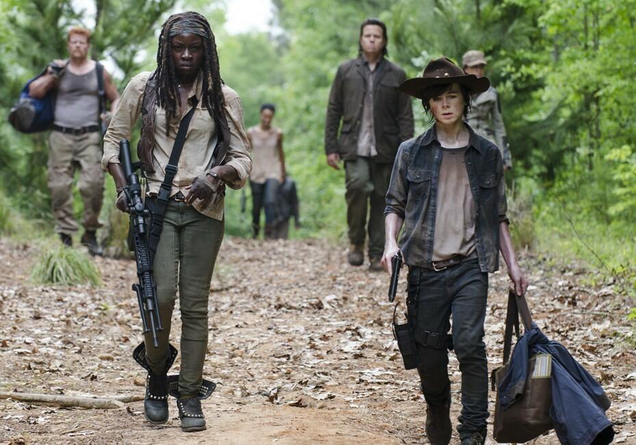 Walking Dead Staffel 5 Ausstrahlung