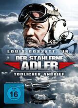 Der stählerne Adler - Tödlicher Angriff - Poster