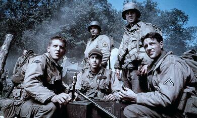 Der Soldat James Ryan mit Giovanni Ribisi, Tom Sizemore, Barry Pepper, Adam Goldberg und Edward Burns - Bild 9