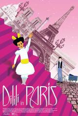 Dilili in Paris - Poster