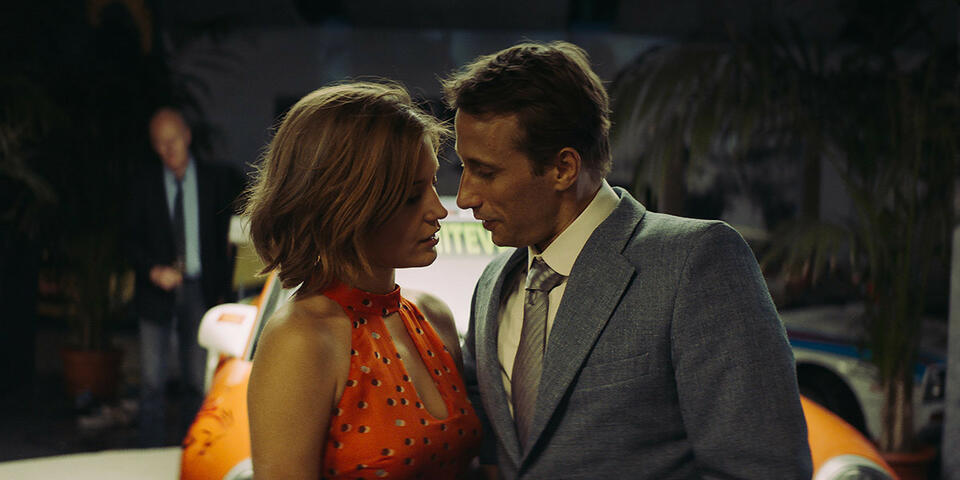 The Racer and the Jailbird mit Adèle Exarchopoulos und Matthias Schoenaerts