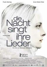 Die Nacht singt ihre Lieder - Poster