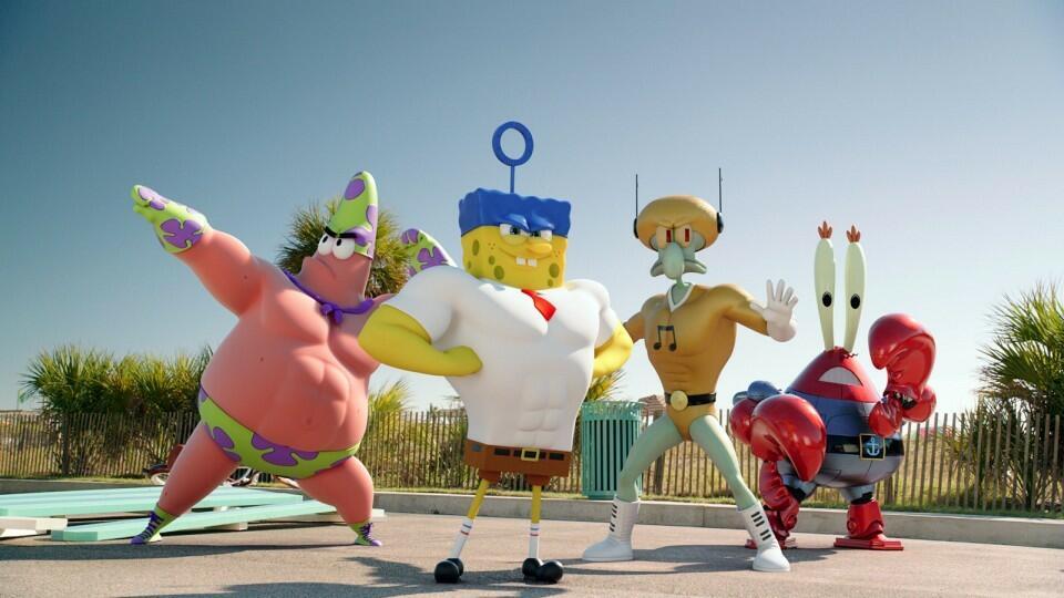 Spongebob Schwammkopf 3d Stream Alle Anbieter Moviepilotde