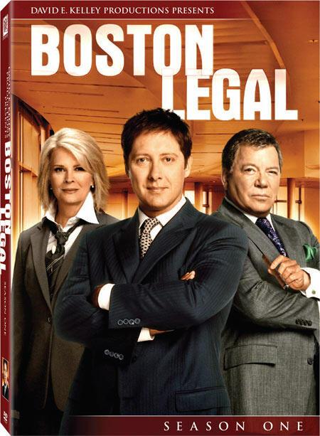 Boston Legal Staffel 5