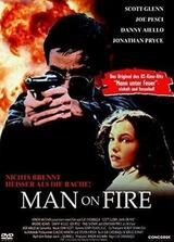 Man on Fire - Poster