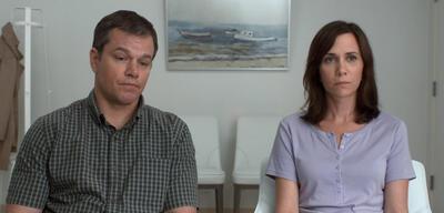 Downsizing - Matt Damon und Kristen Wiig
