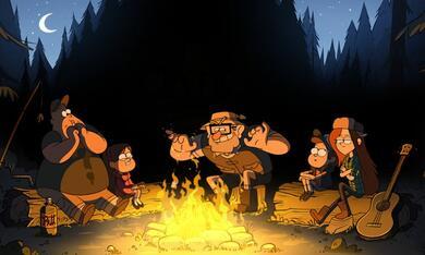 Willkommen in Gravity Falls, Staffel 2, Staffel 1 - Bild 2