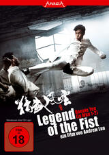 Legend of the Fist - Poster