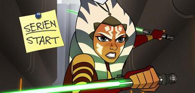 Star Wars: Die Mächte des Schicksals startet heute im Disney Channel