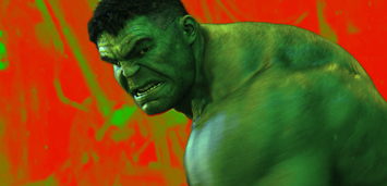 Bild zu:  Hulk in Avengers: Infinity War