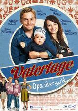 Vatertage - Opa über Nacht - Poster