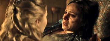 The Witcher: Calanthe und Ciri