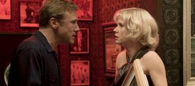Christoph Waltz und Amy Adams in Big Eyes