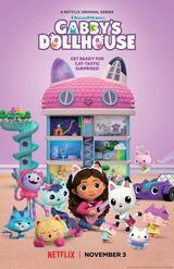 Gabby's Dollhouse - Poster