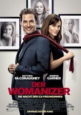 Der Womanizer - Die Nacht der Ex-Freundinnen - Poster
