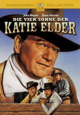 Die vier Söhne der Katie Elder - Poster