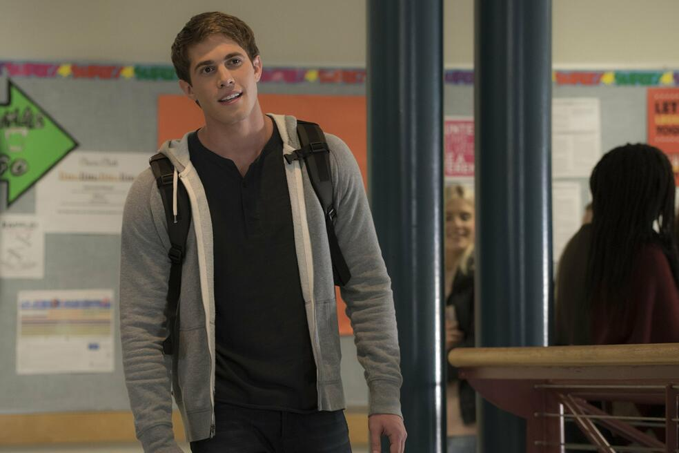 The Edge of Seventeen mit Blake Jenner