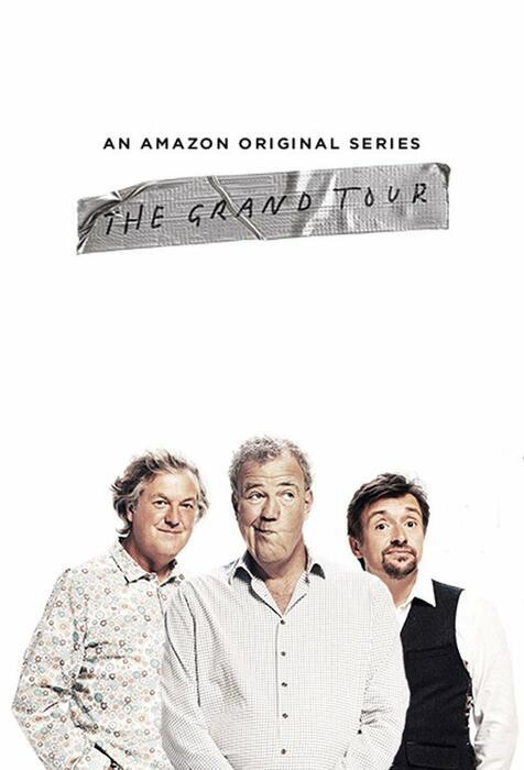 The Grand Tour, The Grand Tour Staffel 1