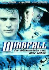 Windfall - Der stürmischste Coup aller Zeiten - Poster