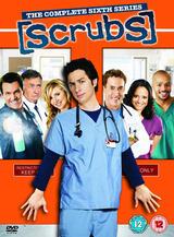 Scrubs - Die Anfänger - Staffel 6 - Poster