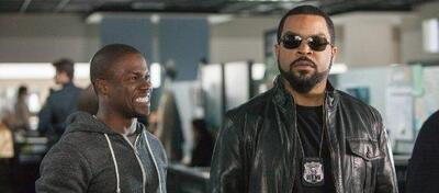 Kevin Hart und Ice Cube in Ride Along