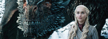 Emilia Clarke in Game of Thrones, Staffel 8