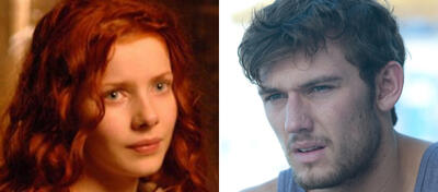 Rachel Hurd-Wood & Alex Pattyfer