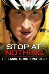 Ausgebremst - Die Lance Armstrong Story - Poster