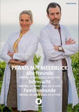 Praxis mit Meerblick - Alte Freunde - Poster