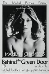 Behind the Green Door - Poster