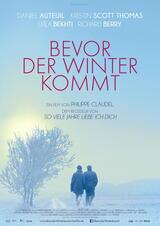 Bevor der Winter kommt - Poster