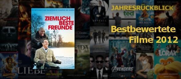 Eure am besten bewerteten Filme 2012
