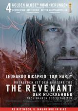 The Revenant - Der Rückkehrer - Poster