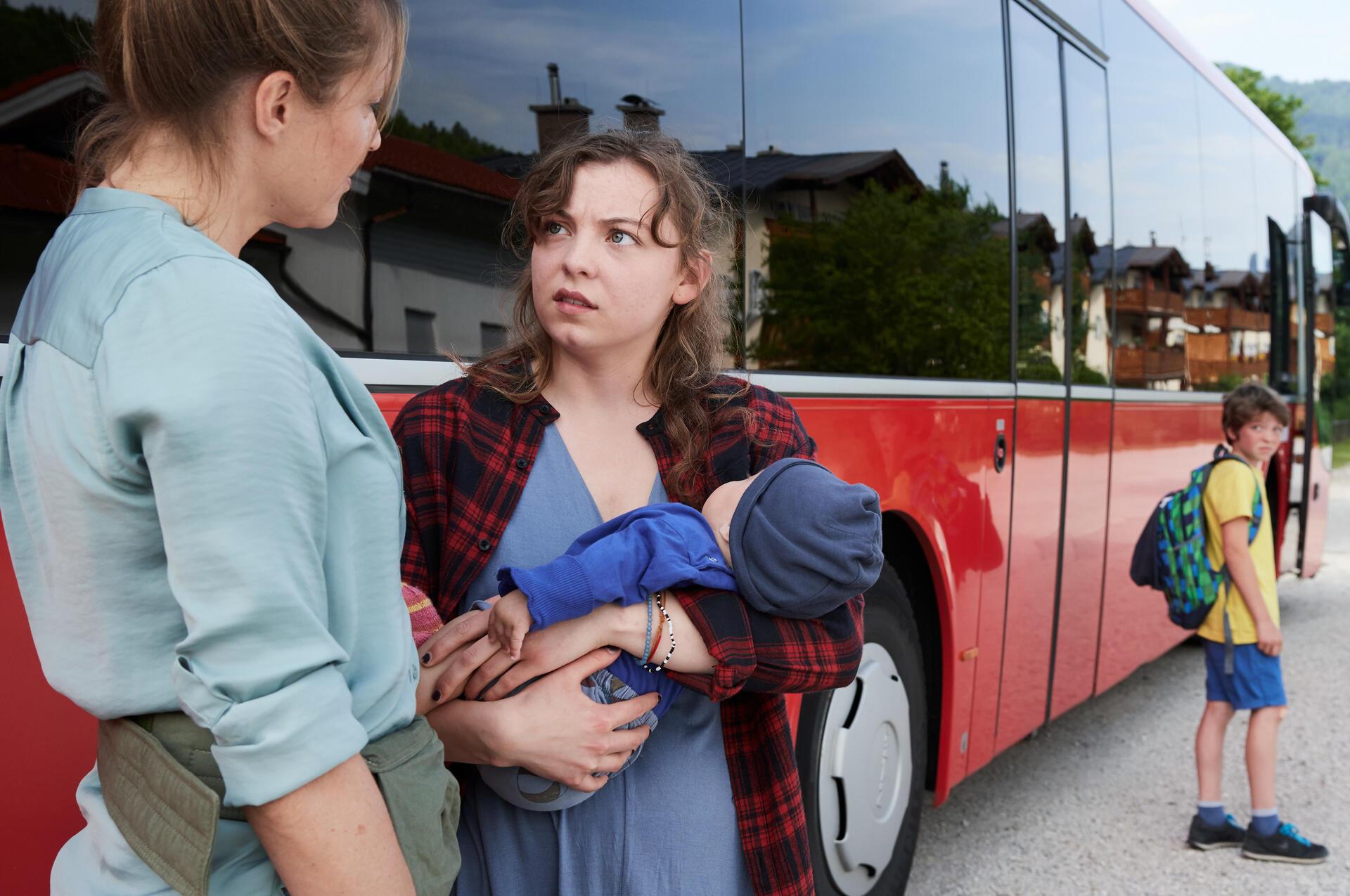 Lena Lorenz Mutter Für Drei Tage
