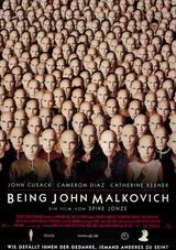 Being John Malkovich - Poster