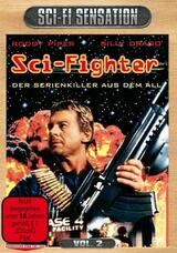 Sci-Fighter - Der Serienkiller aus dem All - Poster
