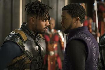 Black Panther bleibt nur Gut gegen Böse.