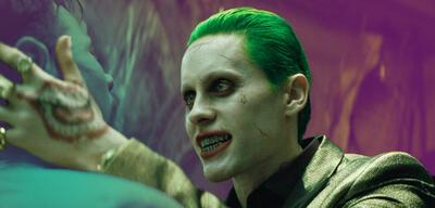 Jared Leto als Joker in Suicide Squad