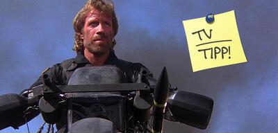 Chuck Norris in Delta Force