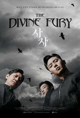 The Divine Fury - Poster