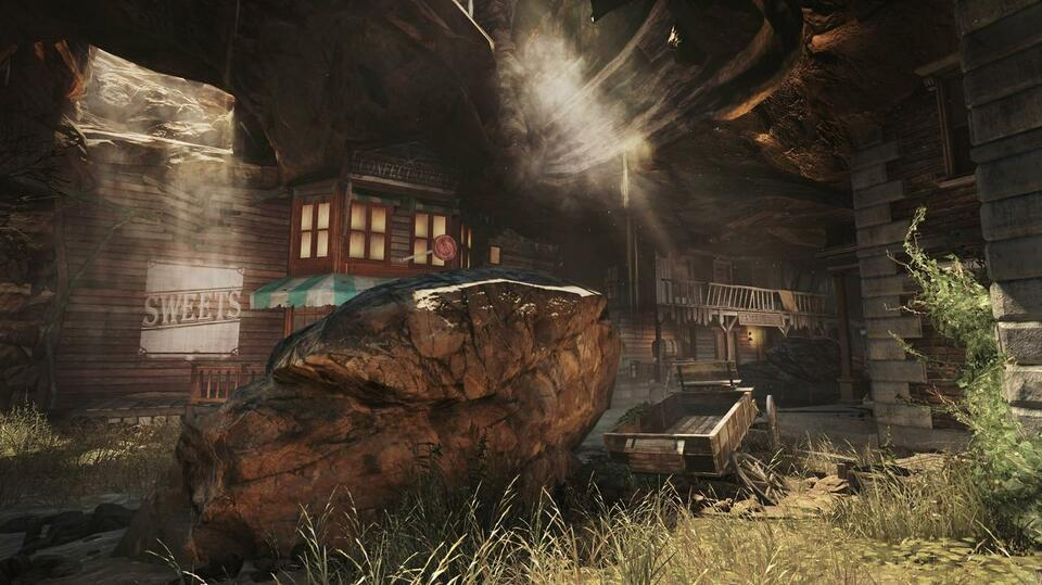 Call of Duty: Zombies - Bild 2 von 3 Zombies Black Ops Maps on