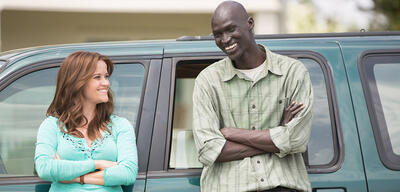 Reese WitherspoonGer Duany in The Good Lie