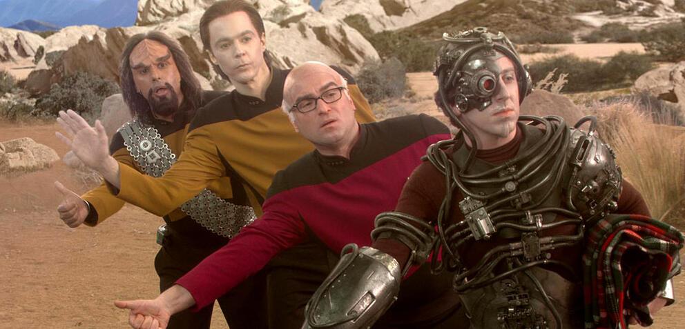 Big Bang Theory Charakter
