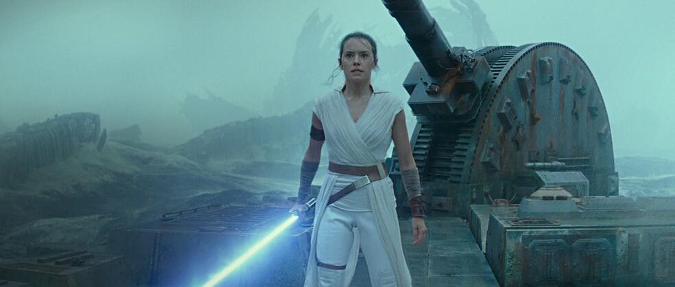 Der Aufstieg Skywalkers Disney Plus