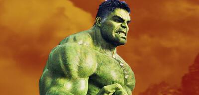 Hulk in Thor 3: Tag der Entscheidung